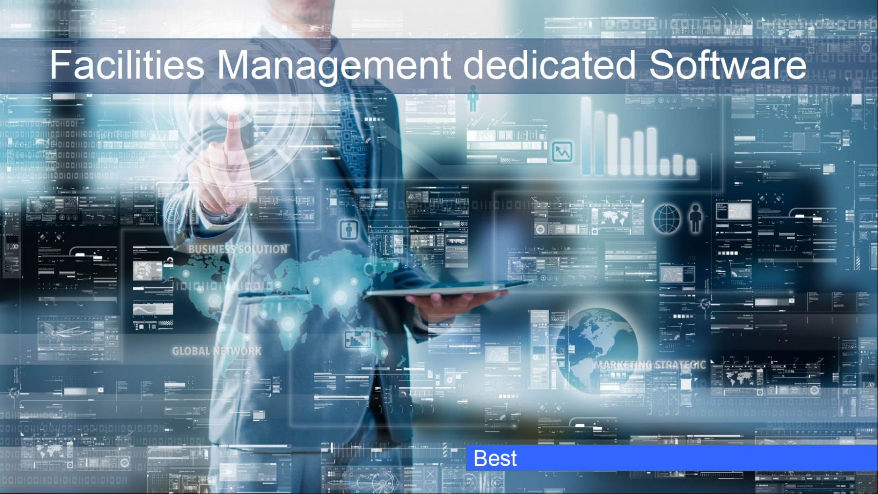 Facility Management dedicated Software