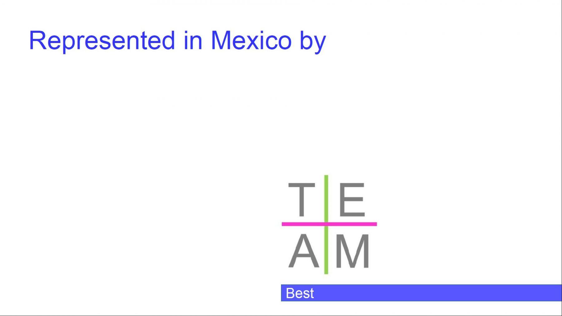 Represented in Mexico
